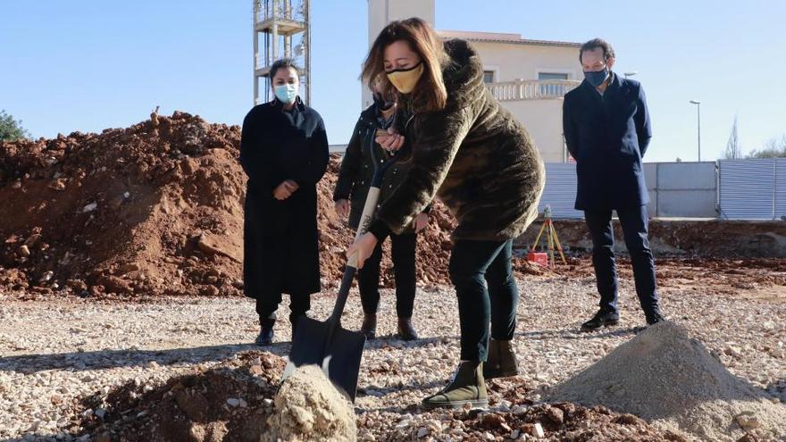 Baustart für neue Sozialwohnungen in Santanyí