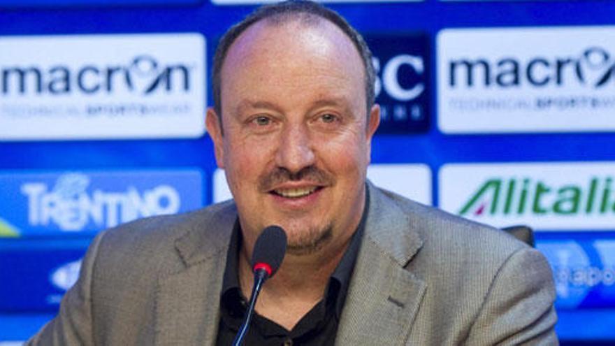 El Madrid confirma el fichaje de Benítez como nuevo técnico