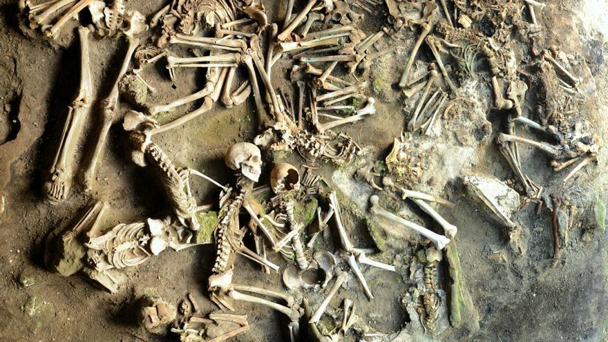 En la antigua Roma los hombres y las mujeres no comían lo mismo