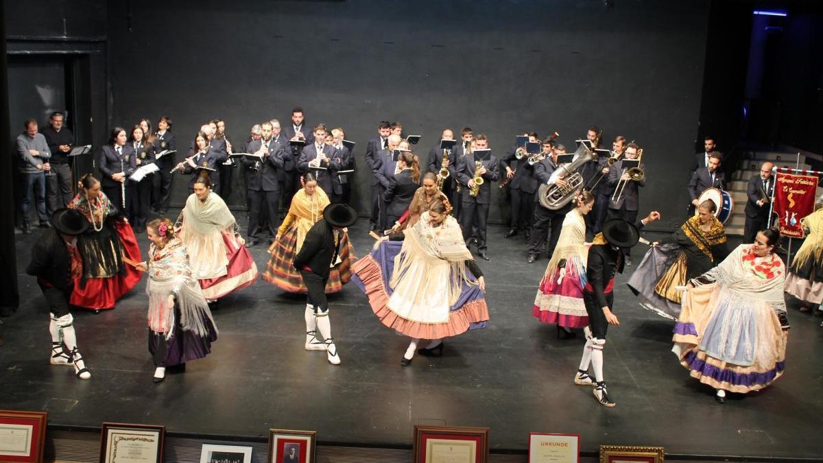 La banda de Benicàssim celebra sus 125 años de historia