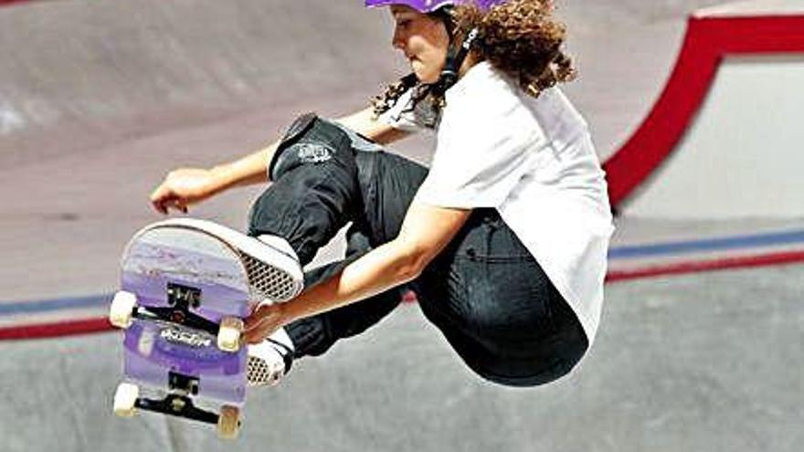 Julia Benedetti, bronce en los Juegos Mundiales de Doha