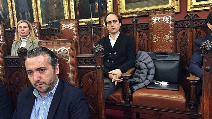 """Gijón: """"No voy a dimitir de concejal porque, sencillamente, soy inocente"""""""