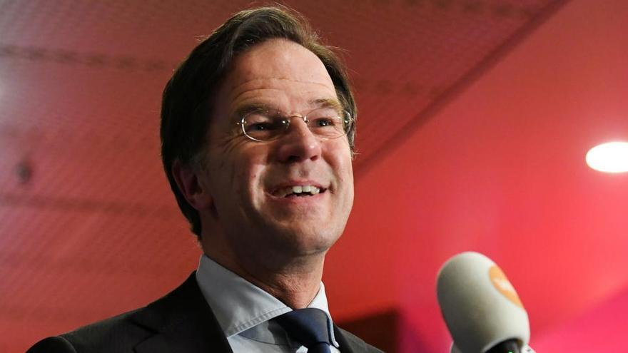 Rutte guanya les eleccions als Països Baixos i encarrila el quart mandat