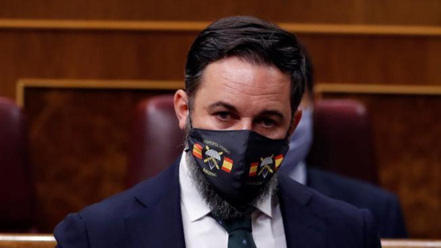 Abascal asegura que este Gobierno es peor que Franco