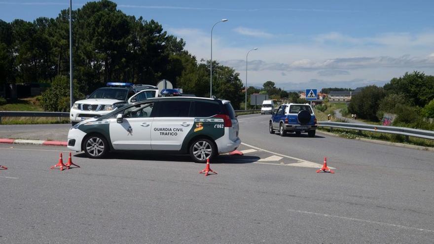 La Guardia Civil realizó más de 3.000 pruebas de alcohol y drogas en la Festa da Auga