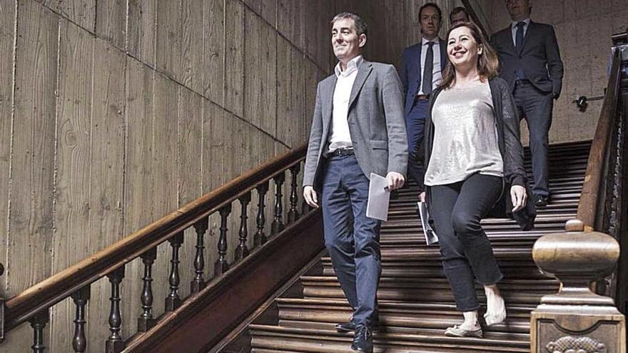"""Canarias arremete contra Pedro Sánchez por """"premiar"""" a Balears con el REB"""