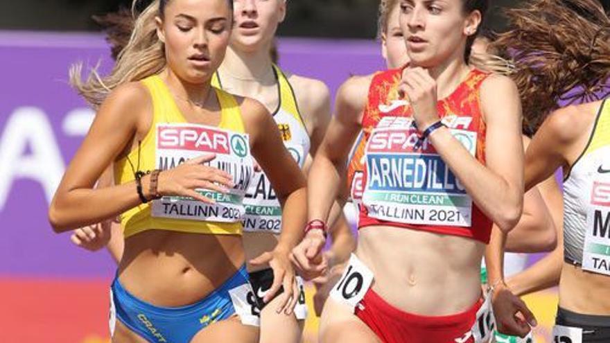 Arnedillo y Oriach corren este domingo las finales europeas