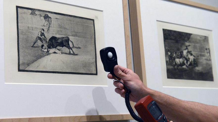 Picasso y Goya, entre lo nuevo de la Fundación Bancaja
