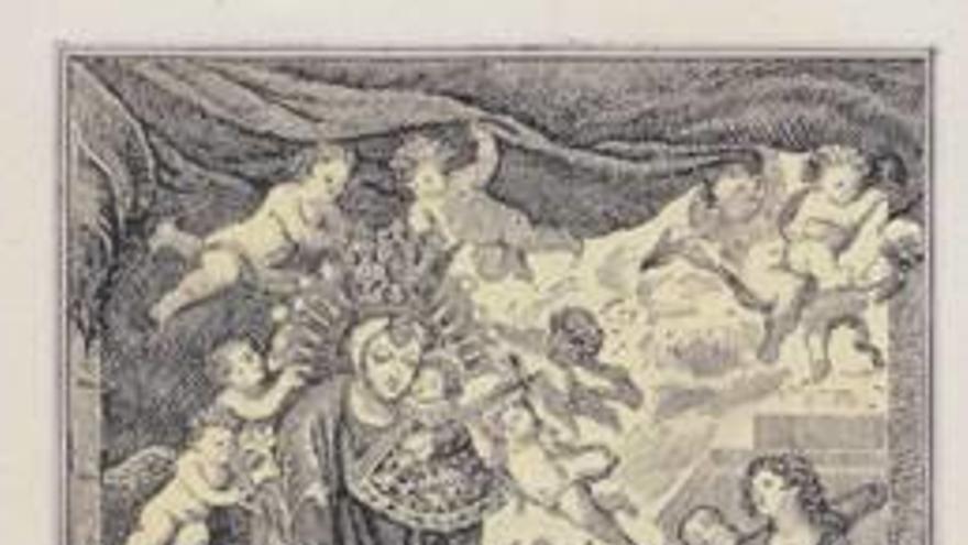 """""""La feren els àngels"""", en un romance del  siglo XVIII"""