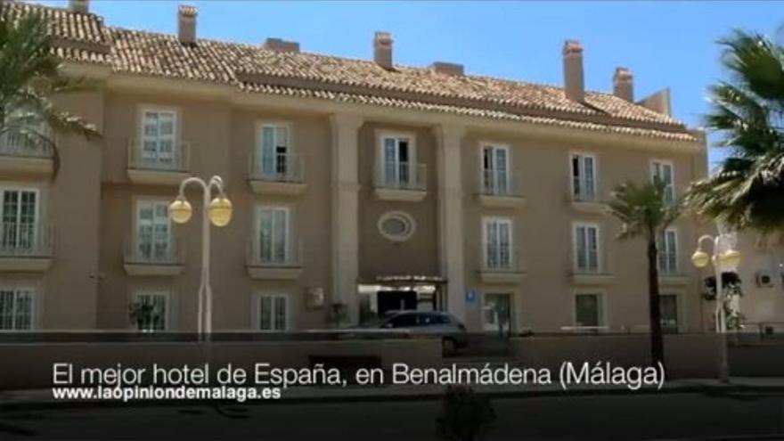 El mejor hotel de España está en la Costa del Sol