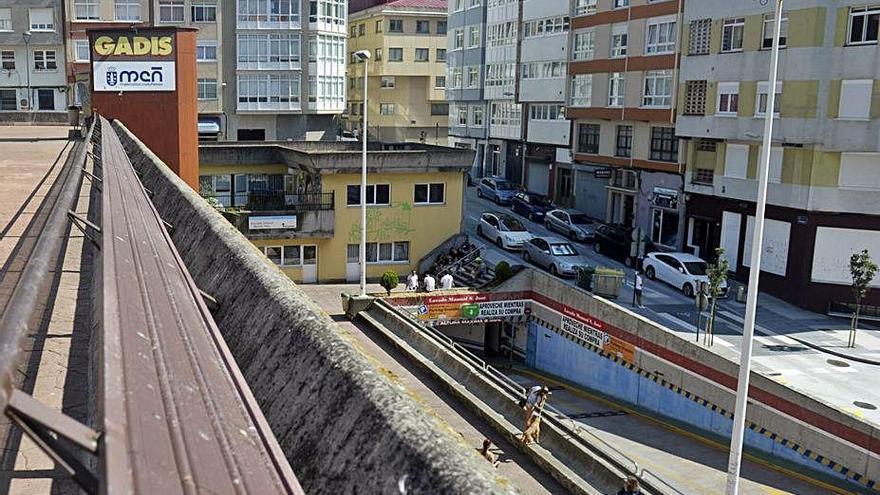 Una sentencia del Superior avala el fin de la concesión del aparcamiento de Monte Alto