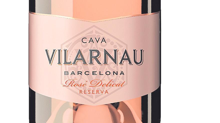 EL VI | Vilarnau Rosé Delicat