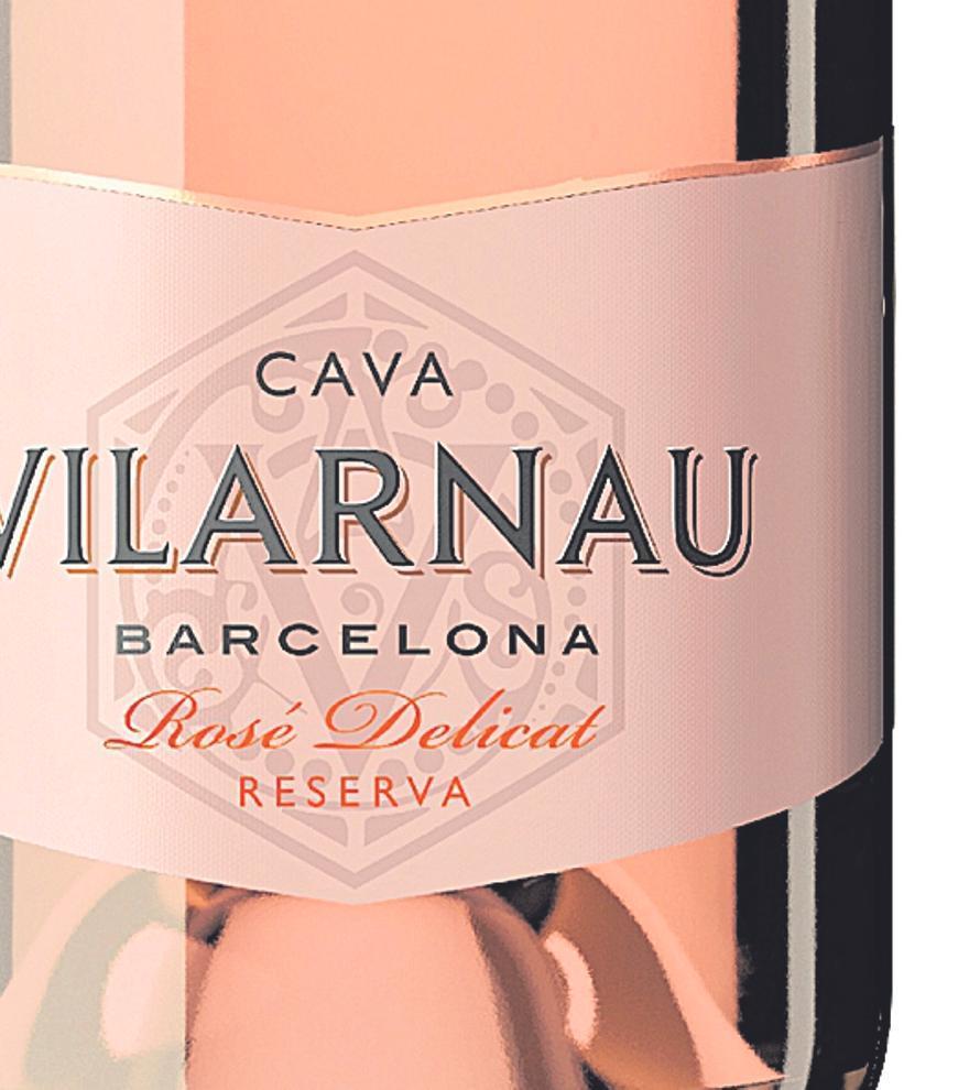 EL VI   Vilarnau Rosé Delicat