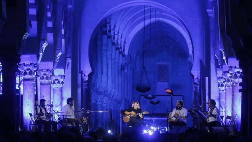 Vicente Amigo convierte en música los valores de la Córdoba universal