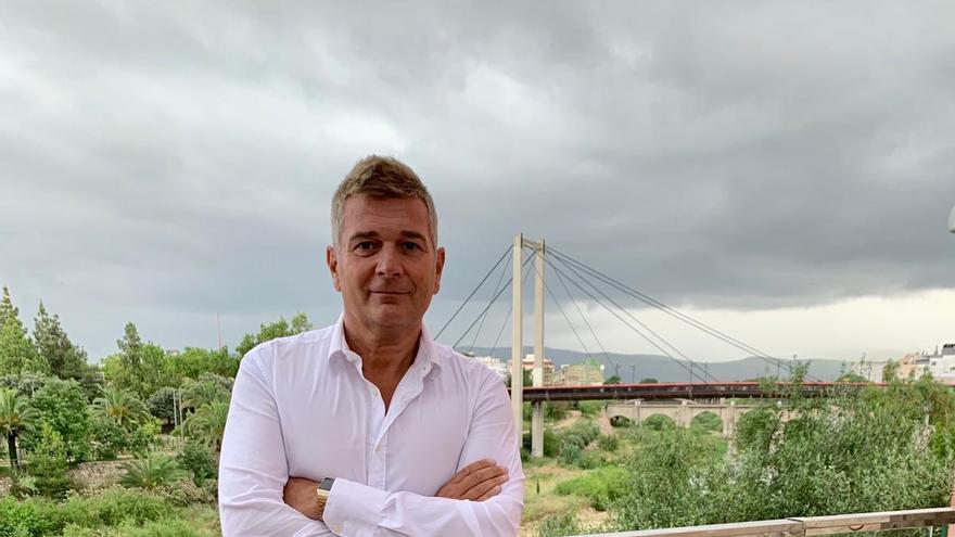 Ciudadanos expulsa a su único concejal en Gandia, Pascal Renolt