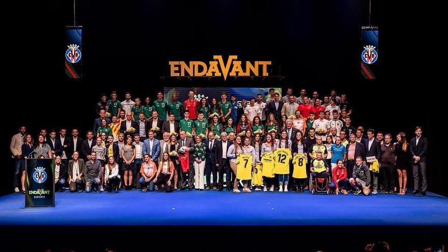 El club recalca su apuesta económica por 'Endavant Esports' con 800.000 euros