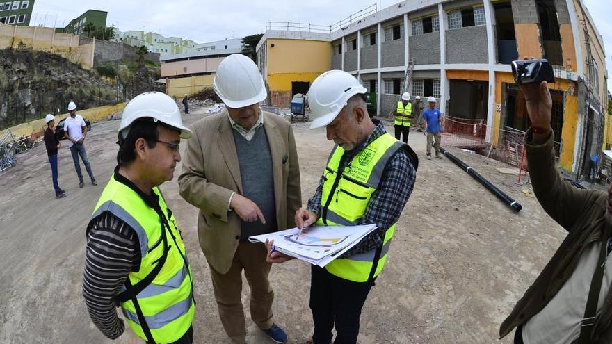 Urbanismo asegura que la nueva sede de Protección Civil estará lista en el primer semestre