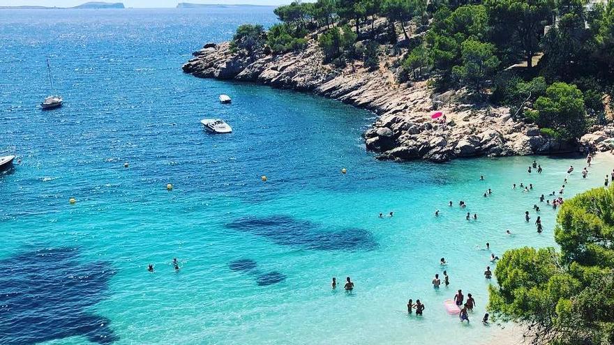¿Son estas las dos mejores playas de Ibiza?