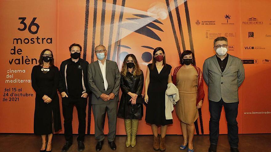 """La Mostra se reivindica en su gala inaugural como """"el atlas del cine mediterráneo"""""""