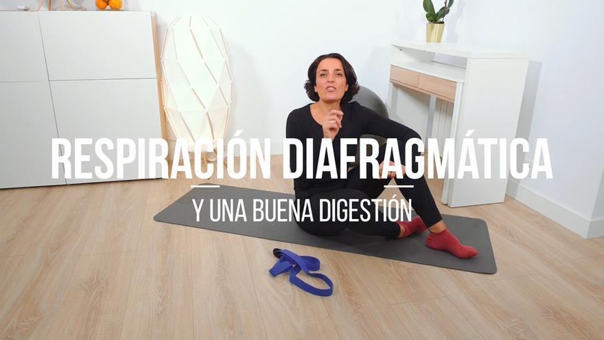 Vida Equilibrium | Capítulo 26: Respiración diafragmática y una buena digestión