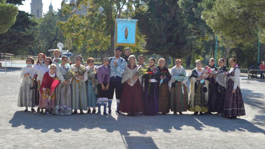 Parroquia Nª Señora de Lourdes hasta Quinto