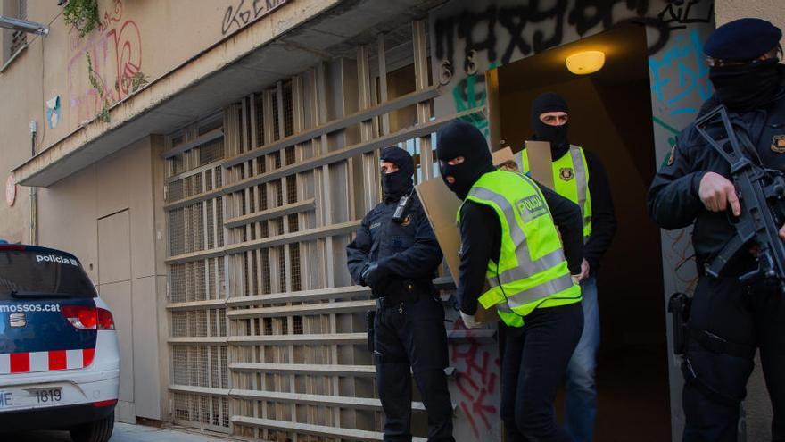 Un detenido en Madrid en una operación antiyihadista