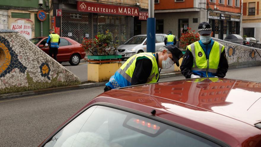 Piden seis años de cárcel por tráfico de drogas y conducción temeraria en La Felguera
