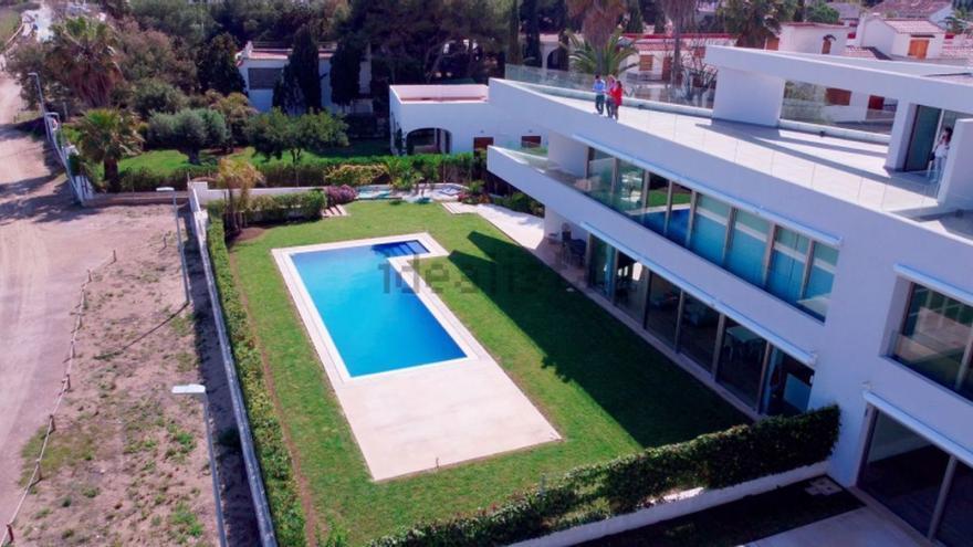 Así es la casa más cara a la venta de Castellón