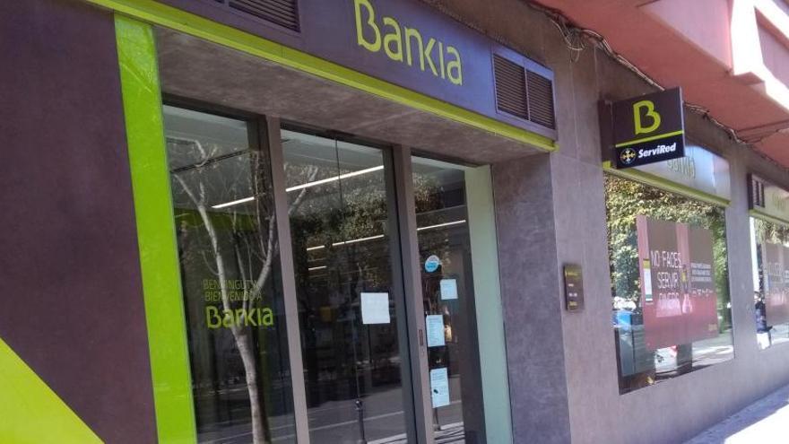 Bankia reduce su beneficio un 10,8% en el primer trimestre