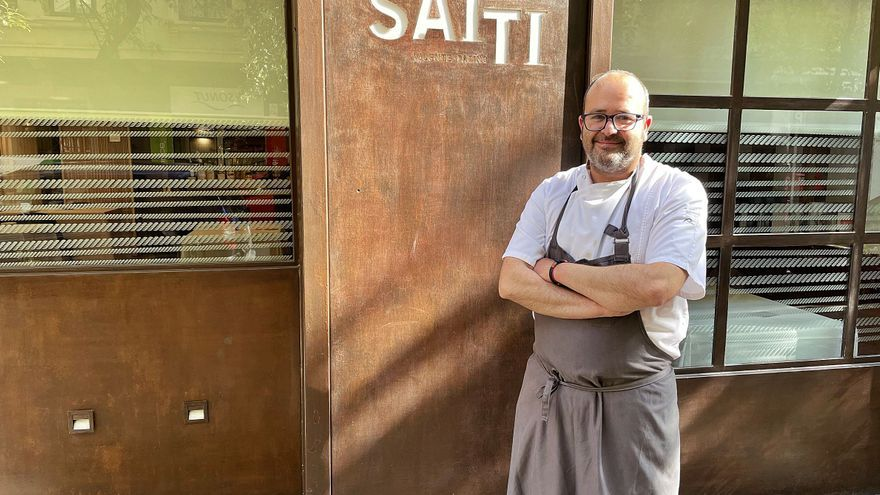 Saiti, el gran tapado de la gastronomía valenciana