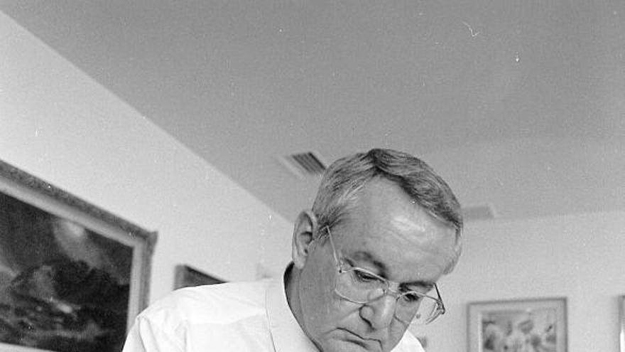 La poesía de Miquel Àngel Riera, más vigente que nunca 25 años después   de su muerte