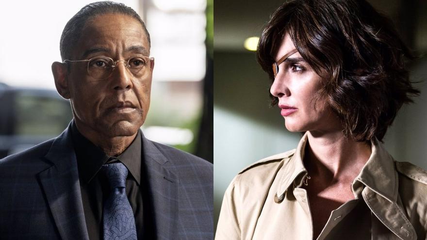 Paz Vega y Giancarlo Esposito protagonizarán la serie 'Jigsaw' en Netflix