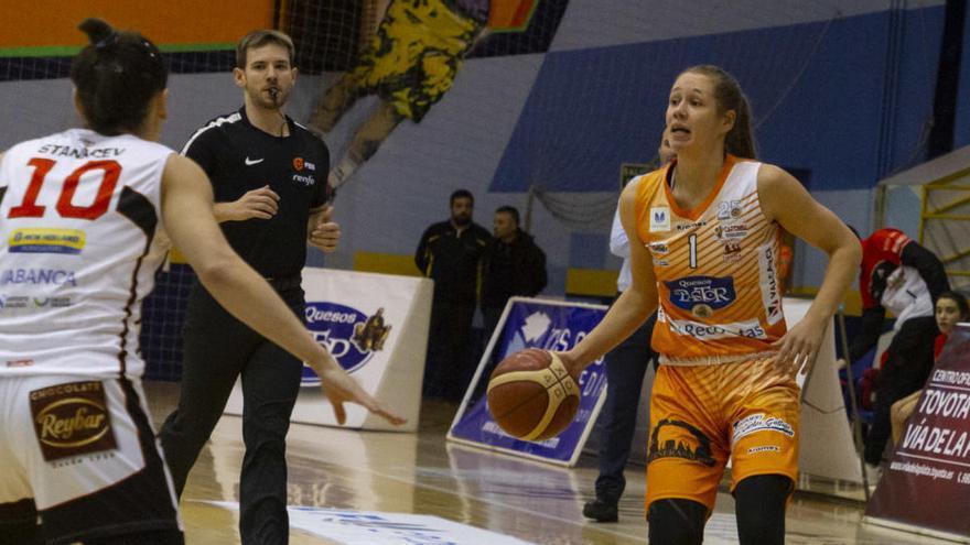 Laura Cornelius se incorpora al Lointek Gernika