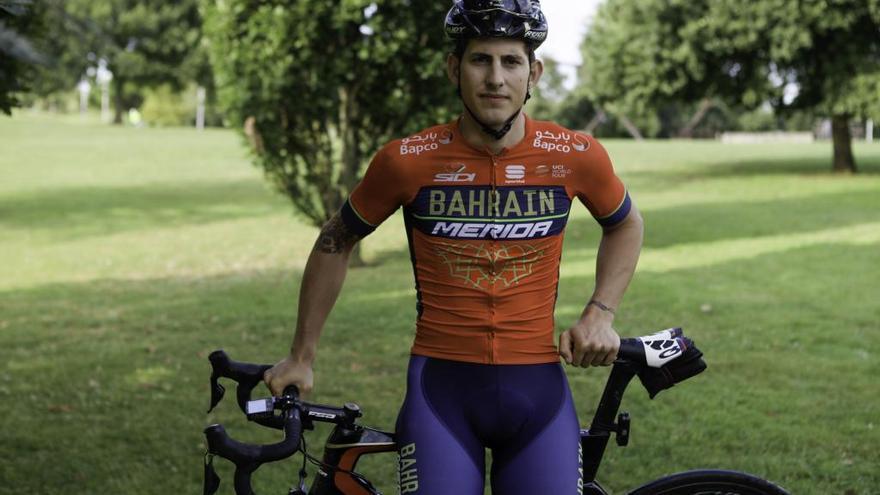 Iván Cortina correrá su primer Tour de Francia