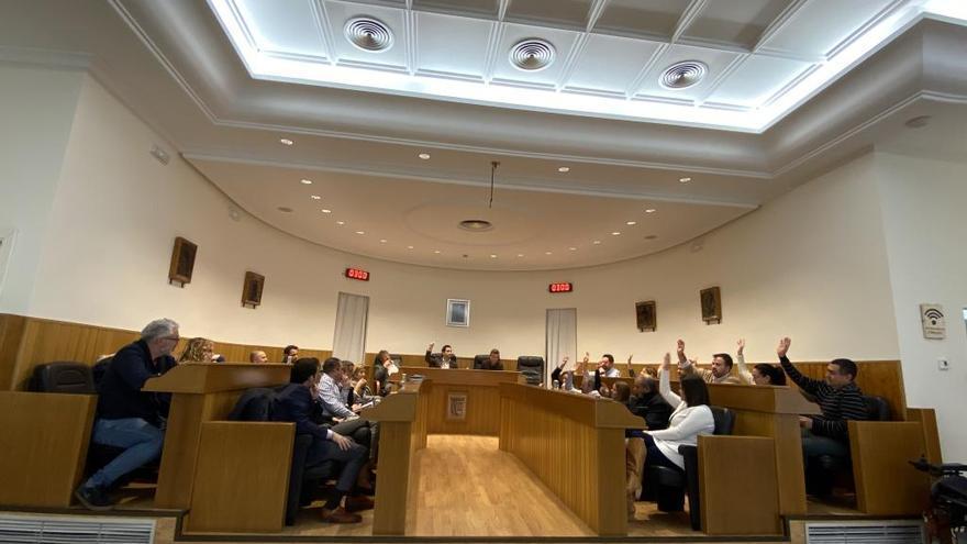 Paterna aprueba unos presupuestos de 63 millones con el rechazo de la oposición