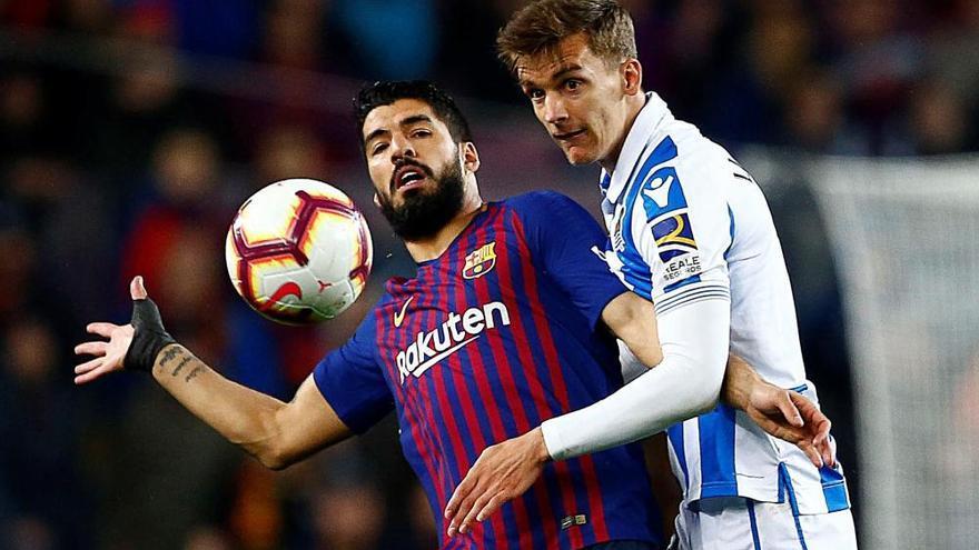 LaLiga Santander: FC Barcelona - Real Sociedad