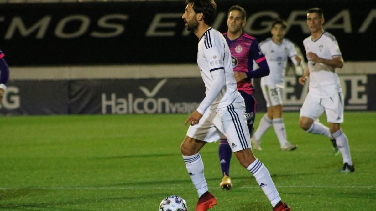 El Marbella queda apeado de la Copa por el Real Valladolid.