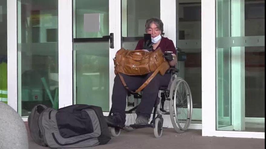 Multa de 1.500 euros para el pasajero que voló a Lanzarote con coronavirus