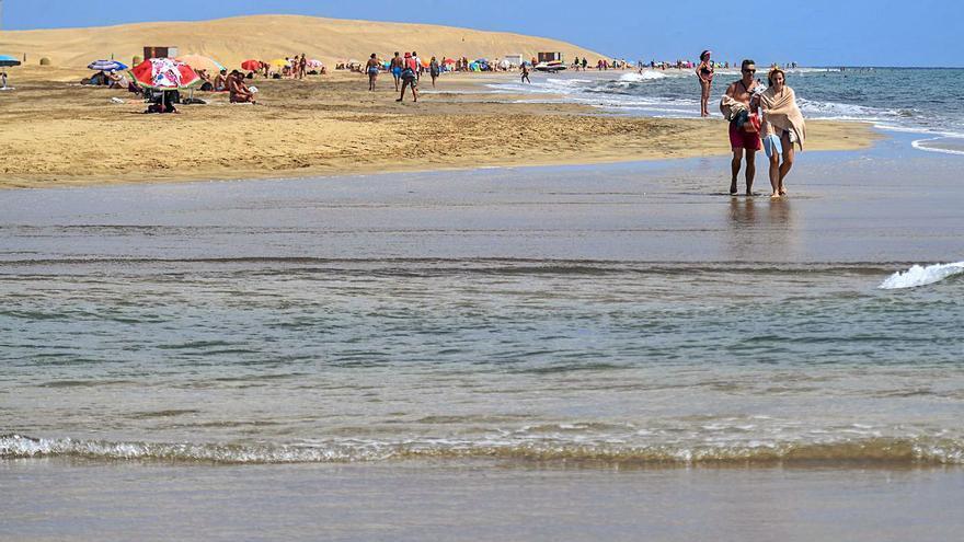 Canarias registra en el mes de agosto 1,1 grados por encima de la media