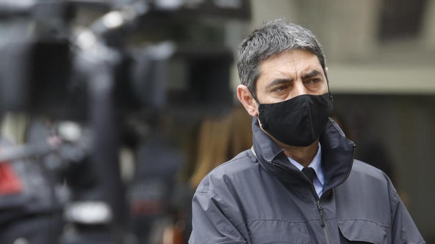 Trapero defensa donar una resposta professional als aldarulls, amb rendició de comptes «però sense estridències»