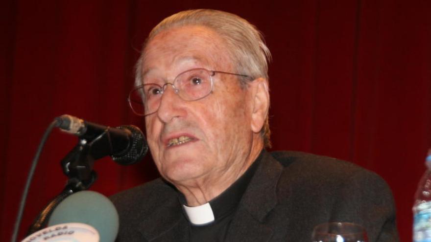 Fallece José María Setién, obispo emérito de San Sebastián, a los 90 años