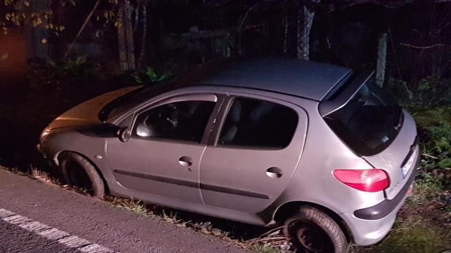 Catoira registra otro accidente de tráfico relacionado con jabalíes