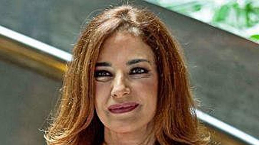 La presentadora Mariló Montero realizará un 'cameo' en la serie 'Vergüenza'