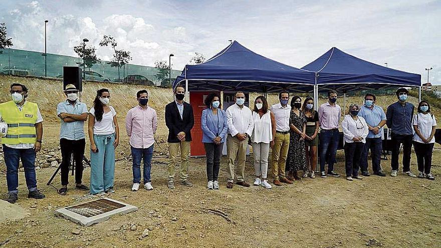 Inician la construcción de 48 viviendas sociales en Magaluf