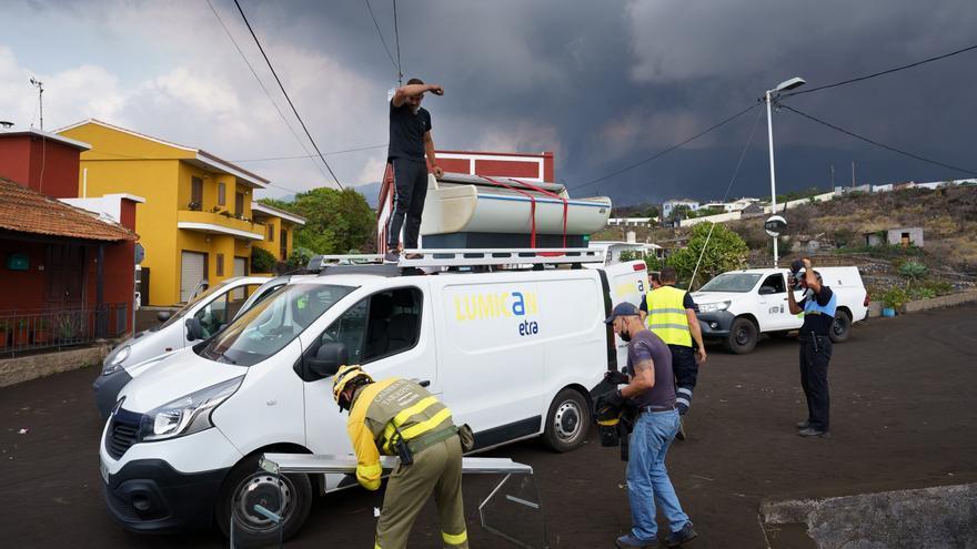 Los autónomos de La Palma reclaman ya el pago de las ayudas o no podrán sobrevivir