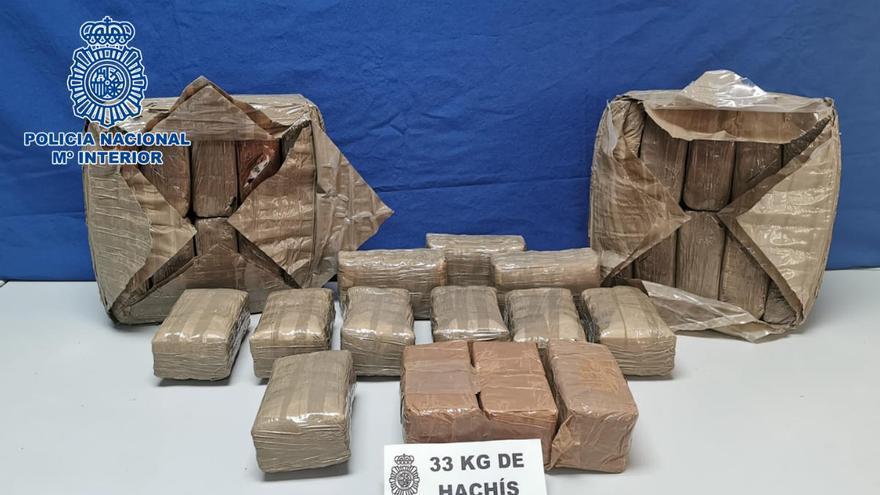 Tráfico de drogas en La Isleta