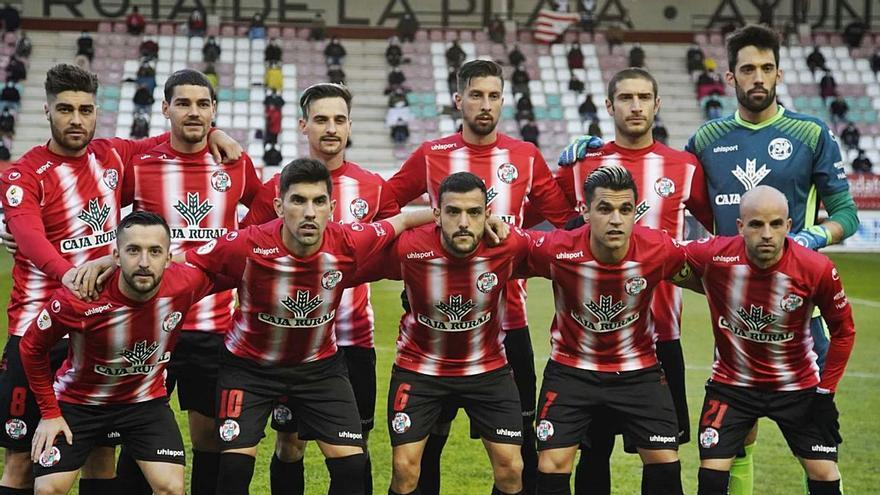 El Zamora CF quiere dar un paso más hacia arriba