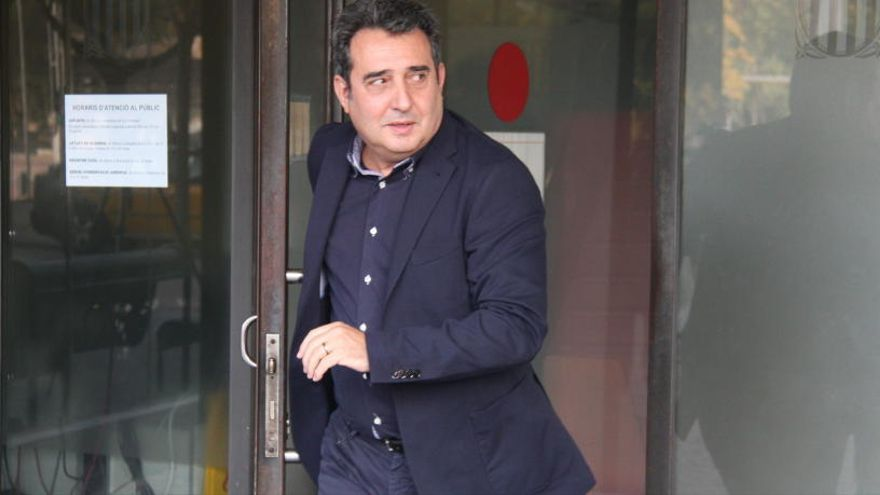 Els Mossos van a la seu del PSC per demanar informació sobre Bustos
