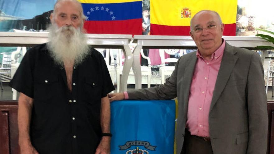 """Ángel González, emigrante dado por muerto en 2010, declara que """"está vivo"""""""