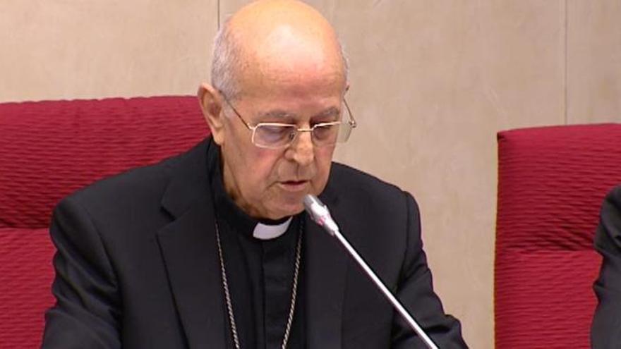 """Blázquez: """"La Iglesia reconoce abiertamente los abusos"""""""